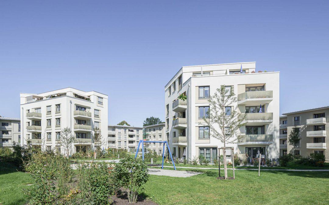 Urbanes Lebensgefühl in gefördertem Wohnraum