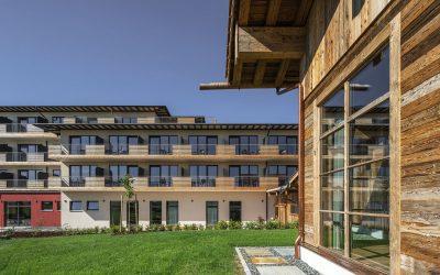 Hotel mit alpenländischem Charme
