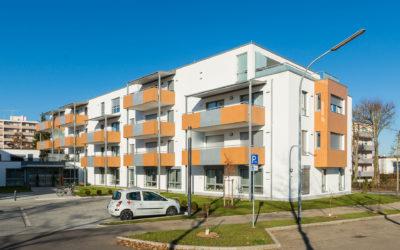 Multifunktionaler Wohnungsbau