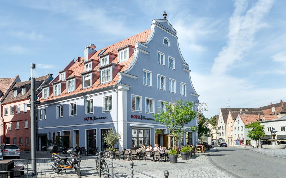 Klassizistische Hotelresidenz